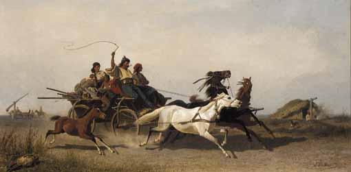 EMIL VOLKERS, GERMAN 1831-1905