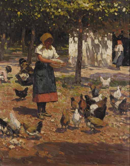 ALBERTO PLA Y RUBIO, SPANISH 1867-1929