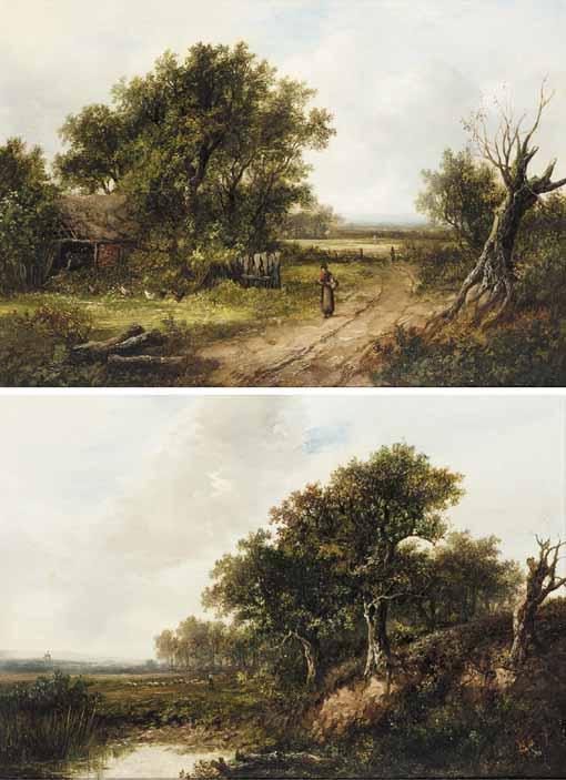 JOSEPH THORS, BRITISH 1843-1898