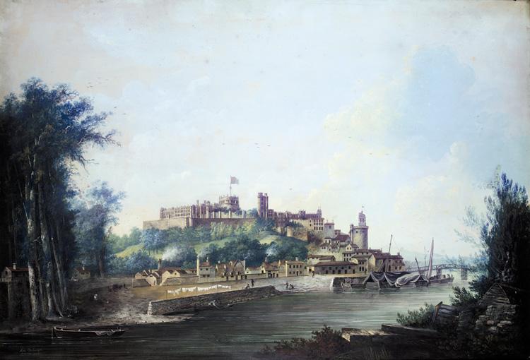 LOUIS BÉLANGER 1736-1816