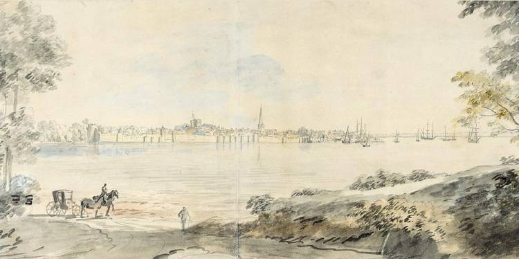 COPLESTONE WARRE BAMPFYLDE 1720-1791
