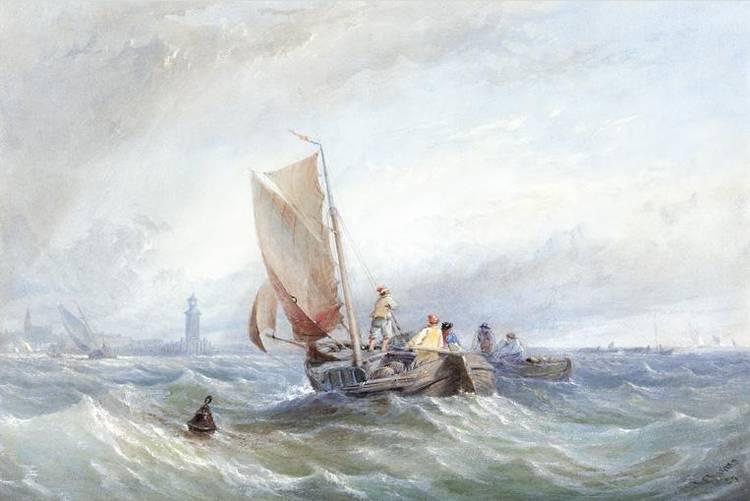 THOMAS SEWELL ROBINS 1814-1880
