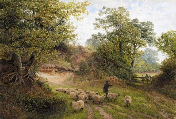 GEORGE SHALDERS 1826-1873