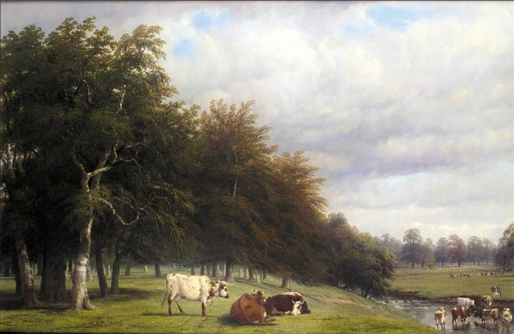 THOMAS BAKER OF LEAMINGTON 1809-1869