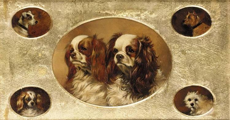 ALFRED WHEELER 1851-1932