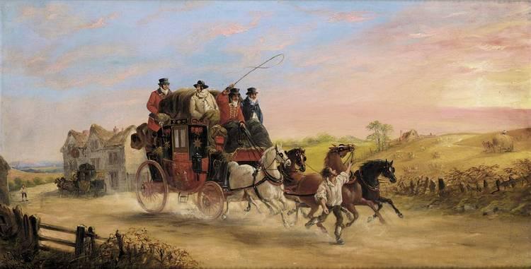 JOHN CHARLES MAGGS 1819-1896