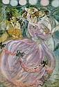 EMILE GRAU-SALA (SPANISH 1911-75) THE BAL MUSETTE, Emilio Grau Sala, Click for value