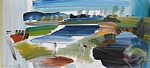 IVON HITCHENS | River and Current near Ovington