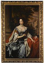 WILLEM WISSING   Portrait of Queen Mary II
