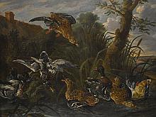 JAN FYT   Ducks in a landscape