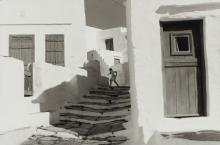 HENRI CARTIER-BRESSON | Siphnos, Greece