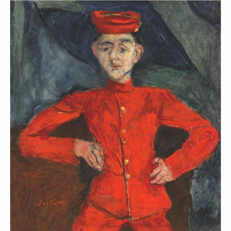 Chaim Soutine Artwork For Sale At Online Auction Chaim