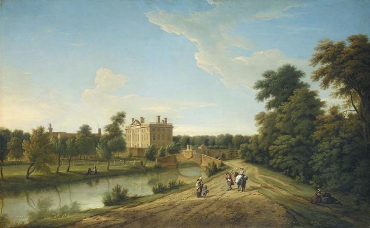 GEORGE LAMBERT 1710-1765