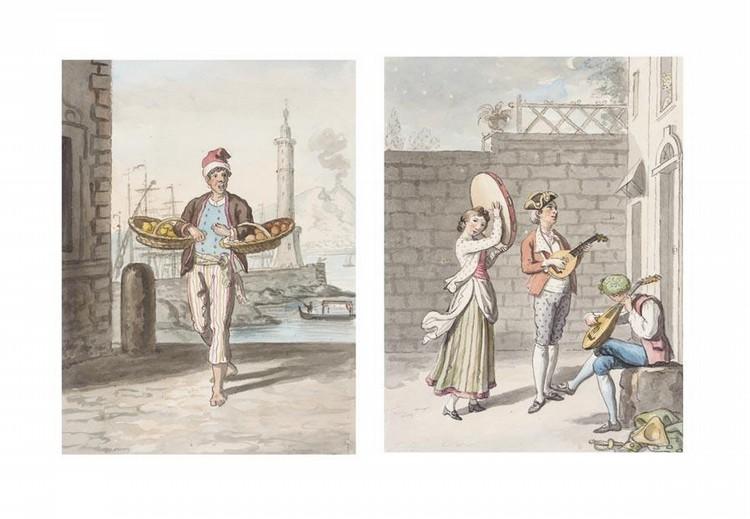 DAVID ALLAN 1744-1796