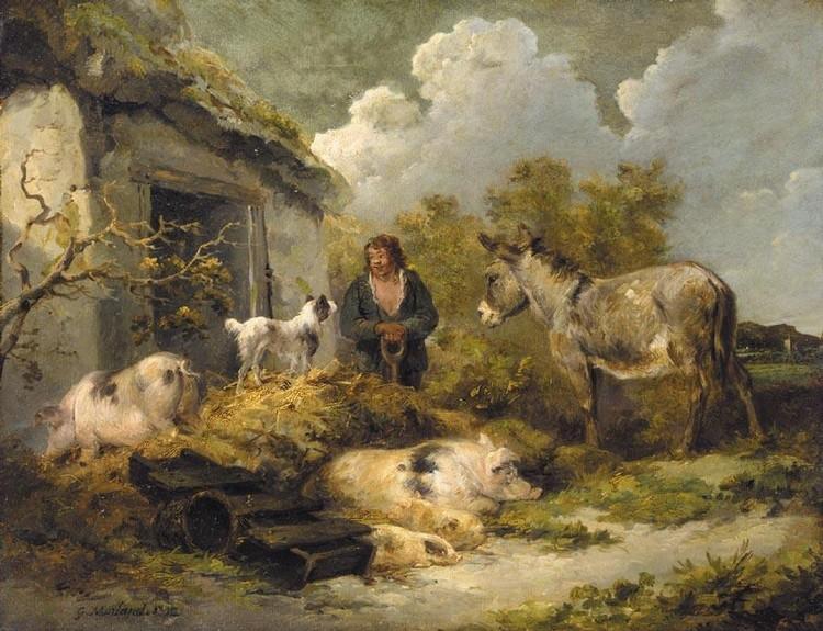 GEORGE MORLAND 1763-1804