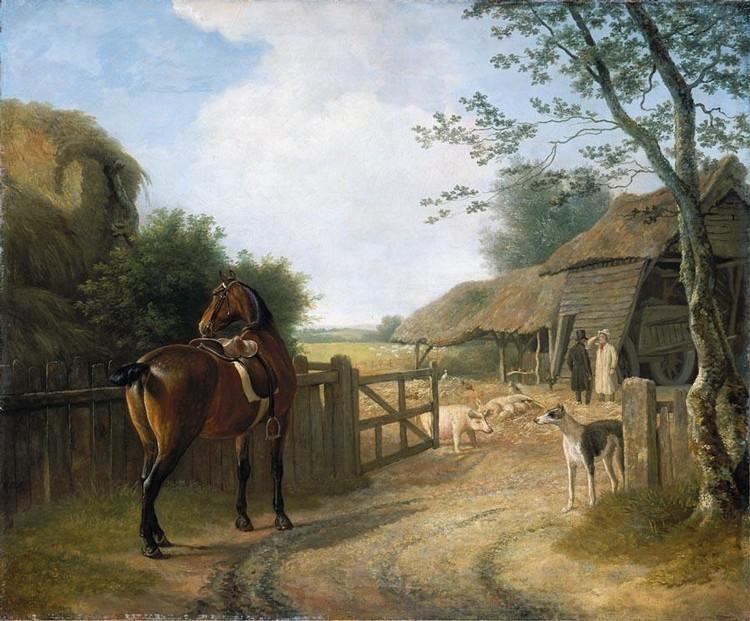 f - JACQUES-LAURENT AGASSE 1767-1849