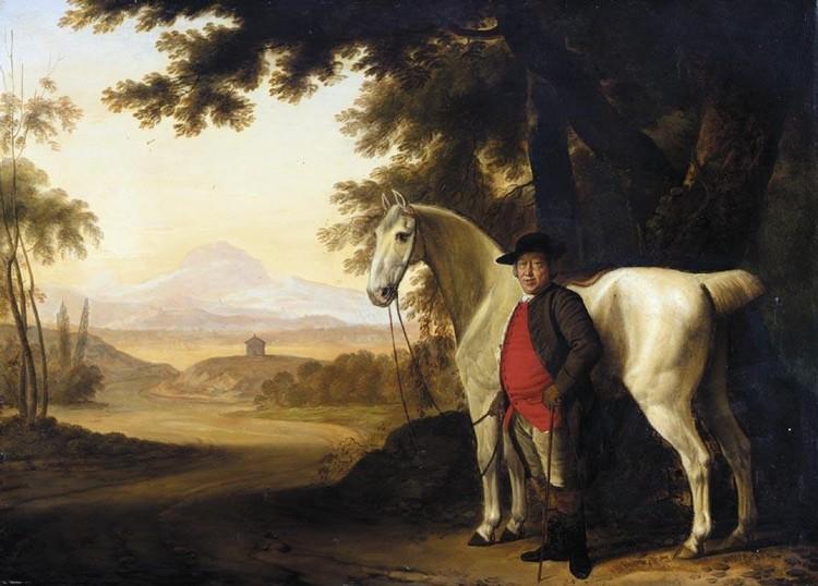 GEORGE GARRARD, A.R.A. 1760-1826