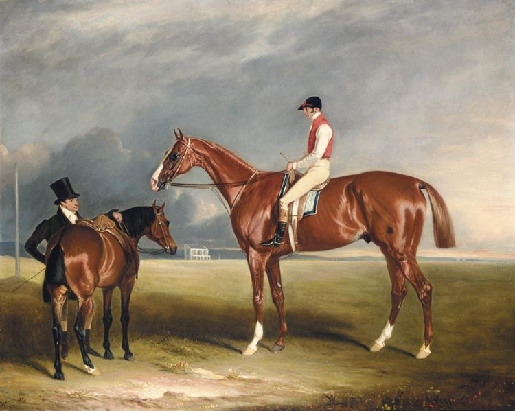 JOHN FERNELEY, SNR. 1782-1860