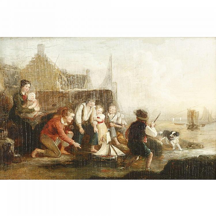 John Fraser Artwork For Sale At Online Auction John