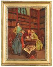 WILHELM LÖWITH   The Library