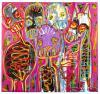 ABDOULAYE ABOUDIA DIARRASSOUBA   Untitled, Aboudia Abdoulaye Diarrassouba, Click for value