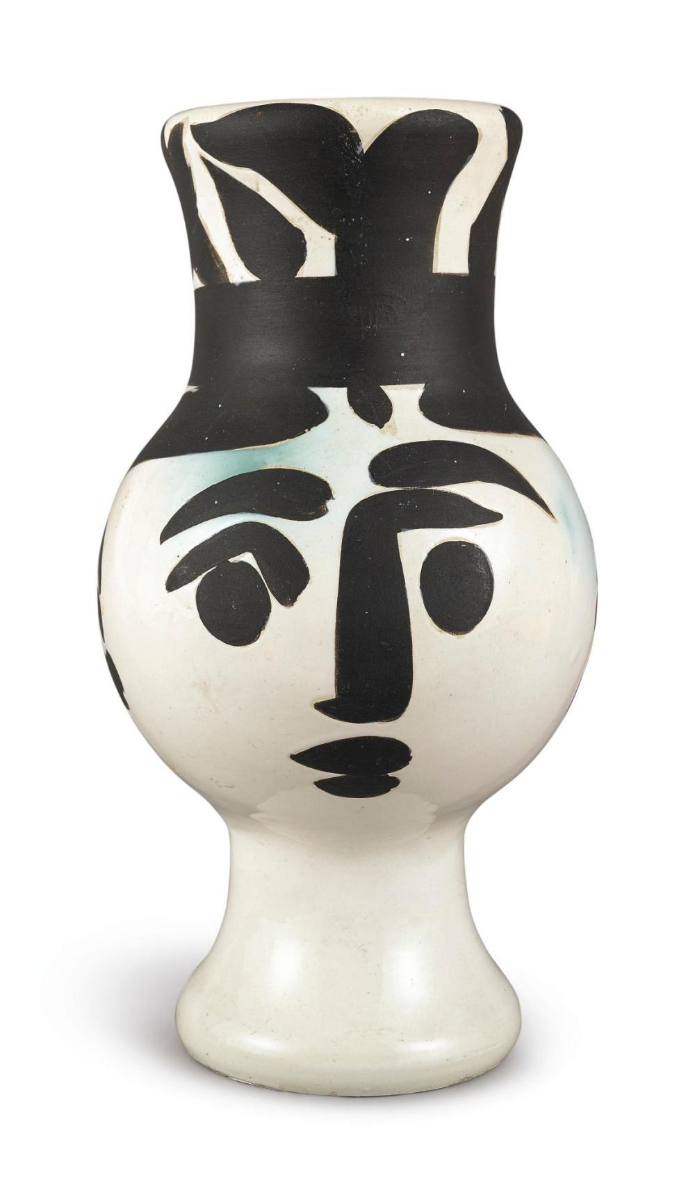 PABLO PICASSO (1881 - 1973) | Chouette femme (A.R. 119)