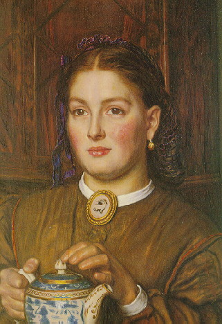 WILLIAM HOLMAN HUNT, A.R.S.A., R.W.S., O.M. (1827-1910) HONEST LABOUR HAS A COMELY FACE