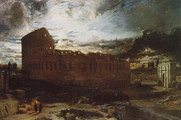 FREDERICK LEE BRIDELL (1831-1863) THE COLISEUM - ROME