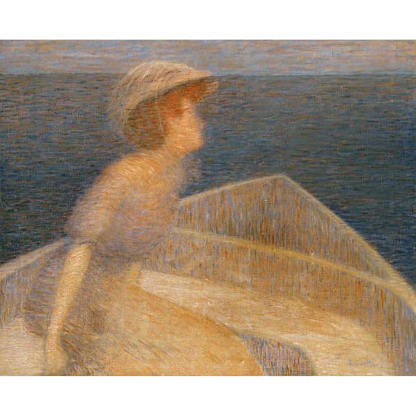 Jean Crotti 1878-1958 Öl auf Leinwand