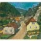 Albert Schnyder 1898-1989 Öl auf Leinwand, Albert Schnyder, Click for value
