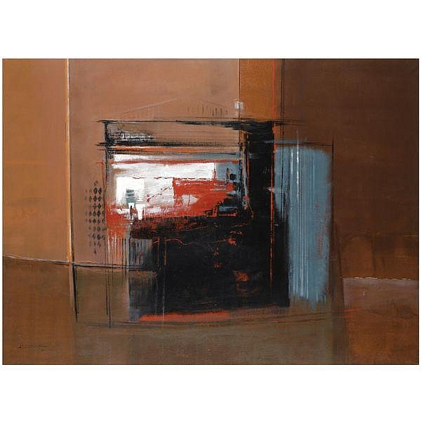 Alecos Kontopoulos , Greek 1905-75 