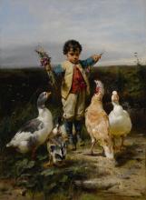 JOHANN TILL | TheLittle Goose Boy
