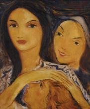 VÍCTOR MANUEL   Tres mujeres