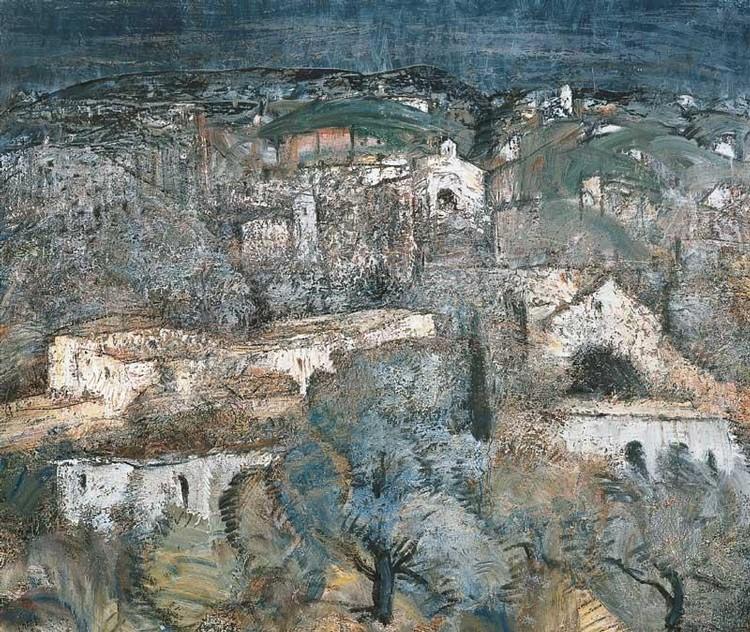 LLOYD REES 1895-1988 CALABRIAN VISION