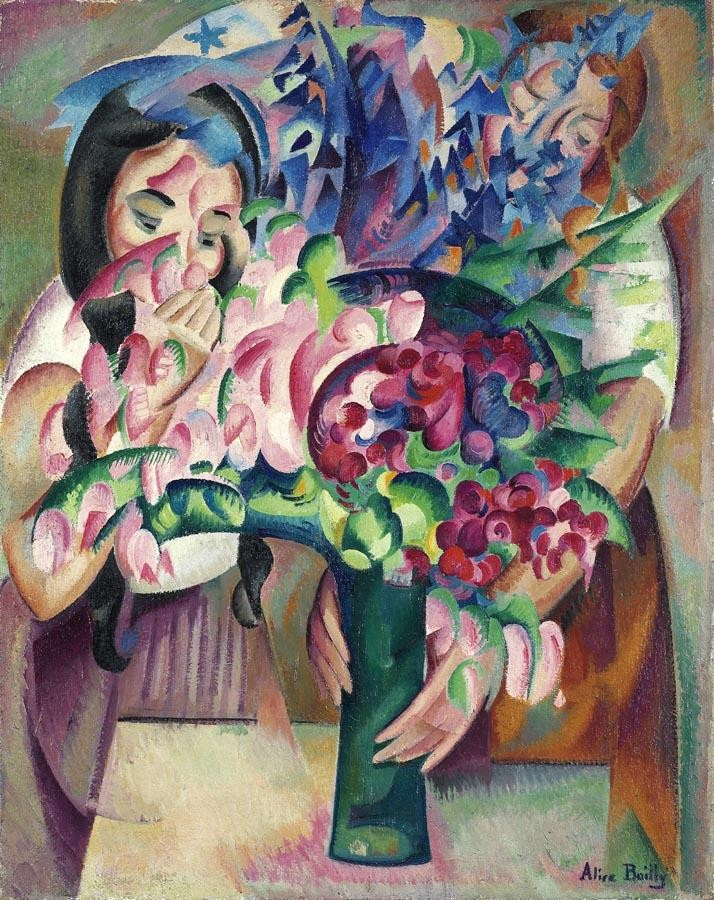 ALICE BAILLY 1872-1938