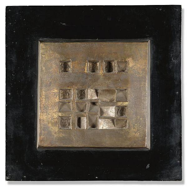 Mary Martin , Columbarium Bronze, Wood