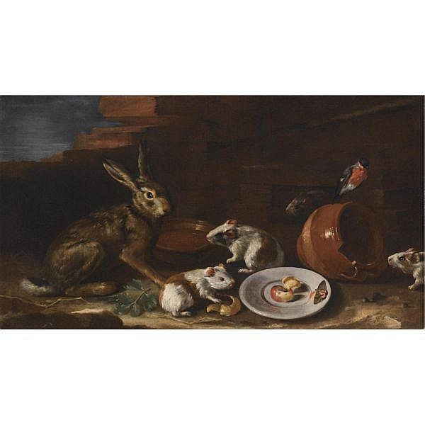 Giovanni Agostino Cassana , Venice? circa 1658 - 1720 Genoa 
