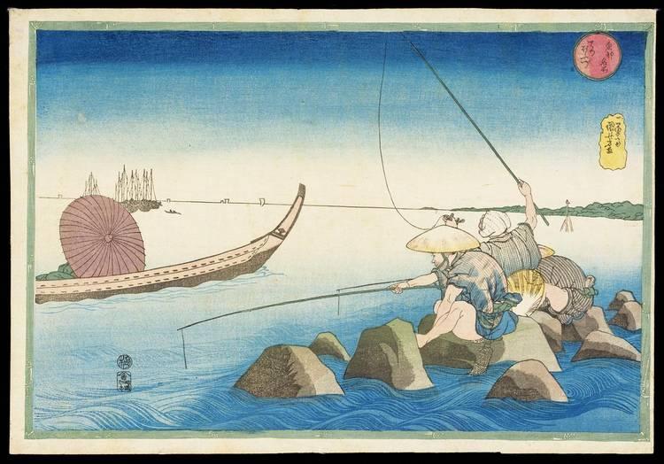 f - UTAGAWA KUNIYOSHI, (1797-1861)