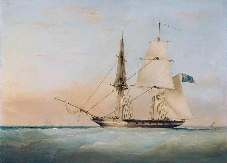 NICHOLAS MATTHEW CONDY 1816-1851