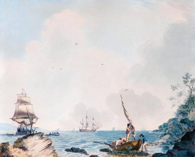 WILLIAM HAY FL.1776-1797