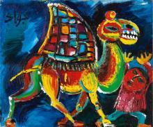 JAVAD MIRJAVADOV | Boy with a Camel