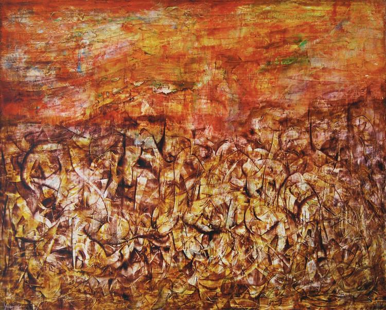 AHMED BEN DRISS EL YACOUBI   The Battle of Marrakesh