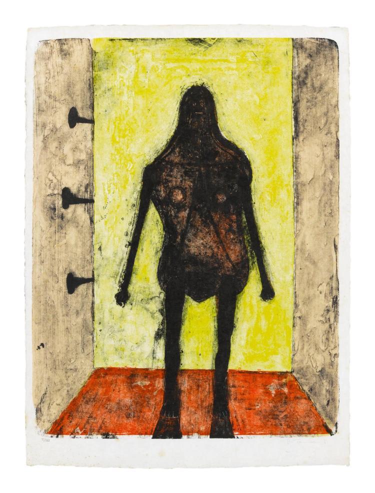 RUFINO TAMAYO | Venus noire (Venus Negra) (Pereda 110)
