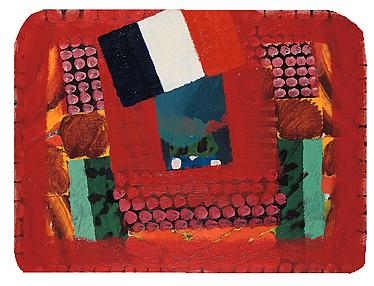 howard hodgkin b.1932