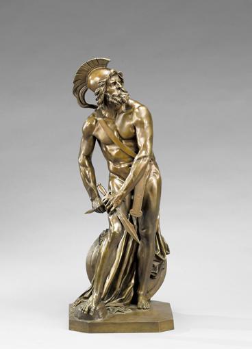 PHILOPOMÈNE FRANCE, DÉBUT DU XXE SIÈCLE D'APRÈS DAVID D'ANGERS 1788-1856