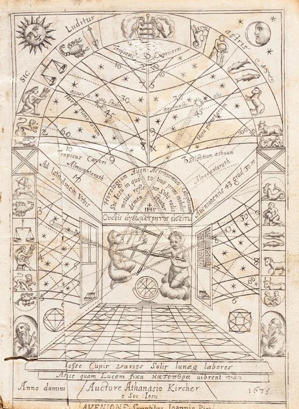 KIRCHER, ATHANASIUS (1602-1680), S.J.