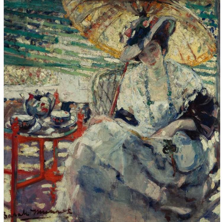 SARAH SEWALL MUNROE 1870-1946
