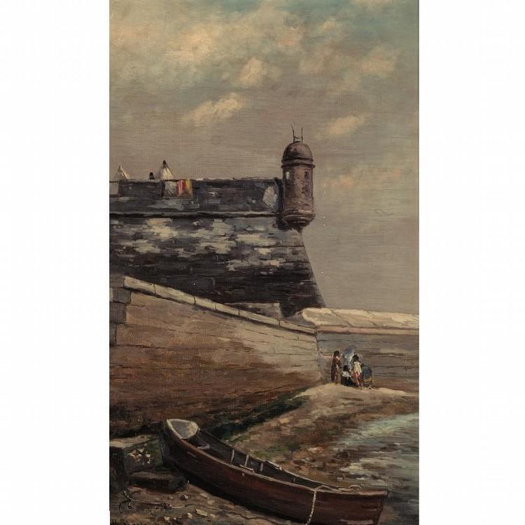FRANK HENRY SHAPLEIGH 1842-1906
