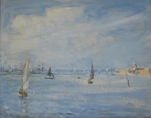 EMILY BEATRICE BLAND | Southampton Water