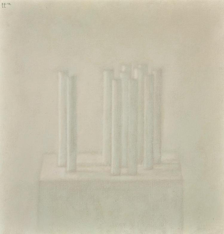 VLADIMIR WEISBERG | Still Life with Eleven Test Tubes